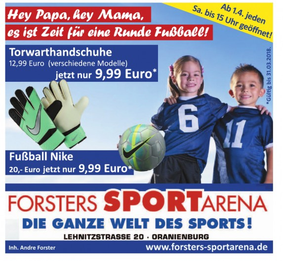 Forsters Sport Arena