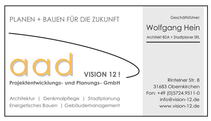 aad VISION 12 !