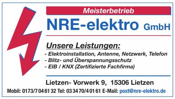 NRE-elektro GmbH