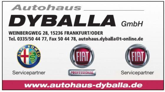 Autohaus Dyballa GmbH