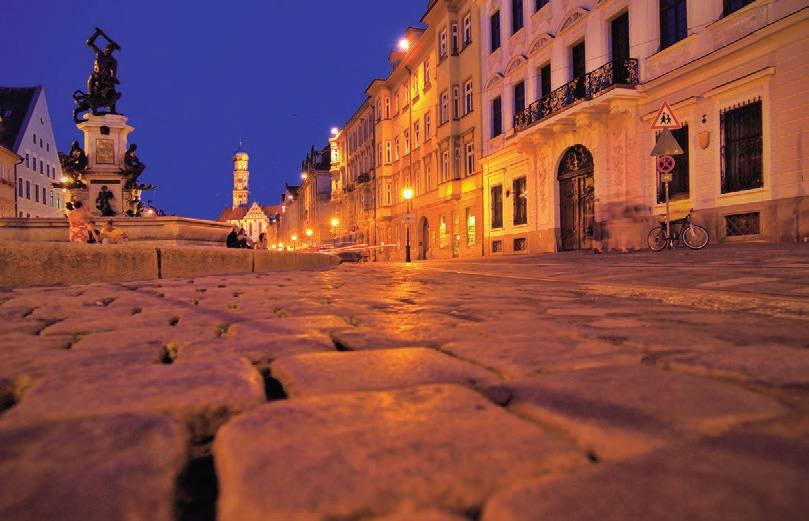 Augsburg – Weltstadt der Renaissance und MICE-Destination Image 2