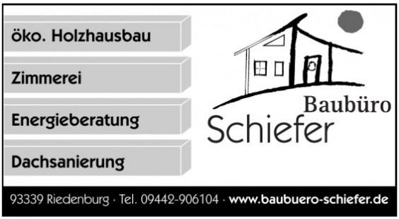 Baubüro Schiefer