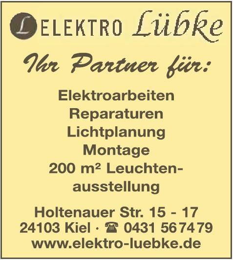 Elektro Lübke