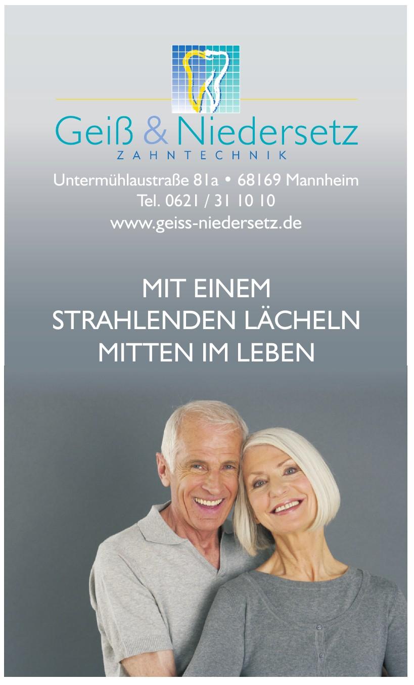 Geiß & Niedersetz Zahntechnik GmbH