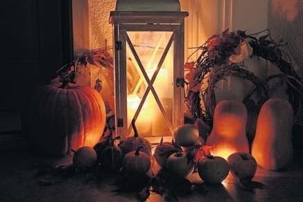 Herbstlicher Lichterglanz mischt sich mit stimmungsvoller Musik. Foto: Lemme