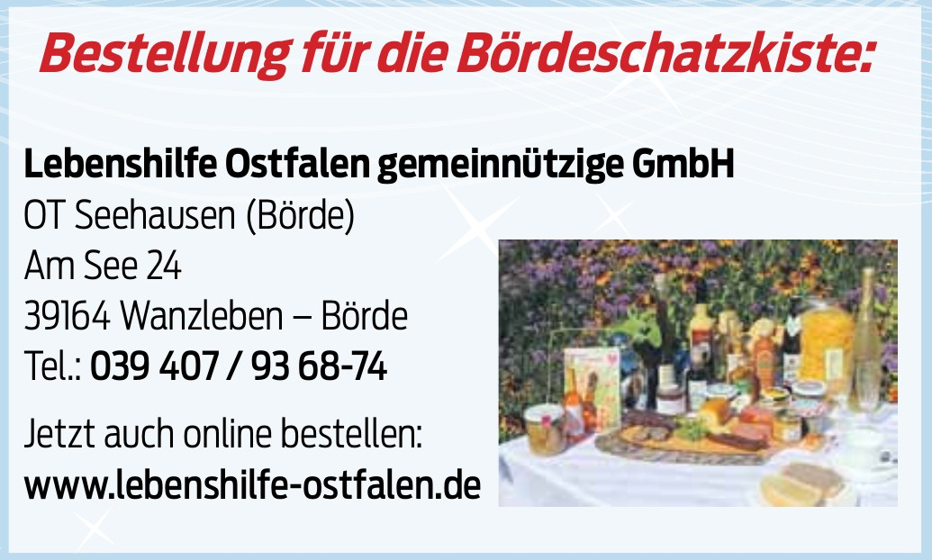 Lebenshilfe Ostfalen gemeinnützige GmbH