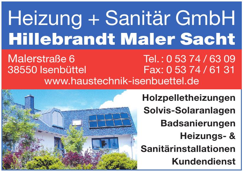Heizung + Sanitär GmbH
