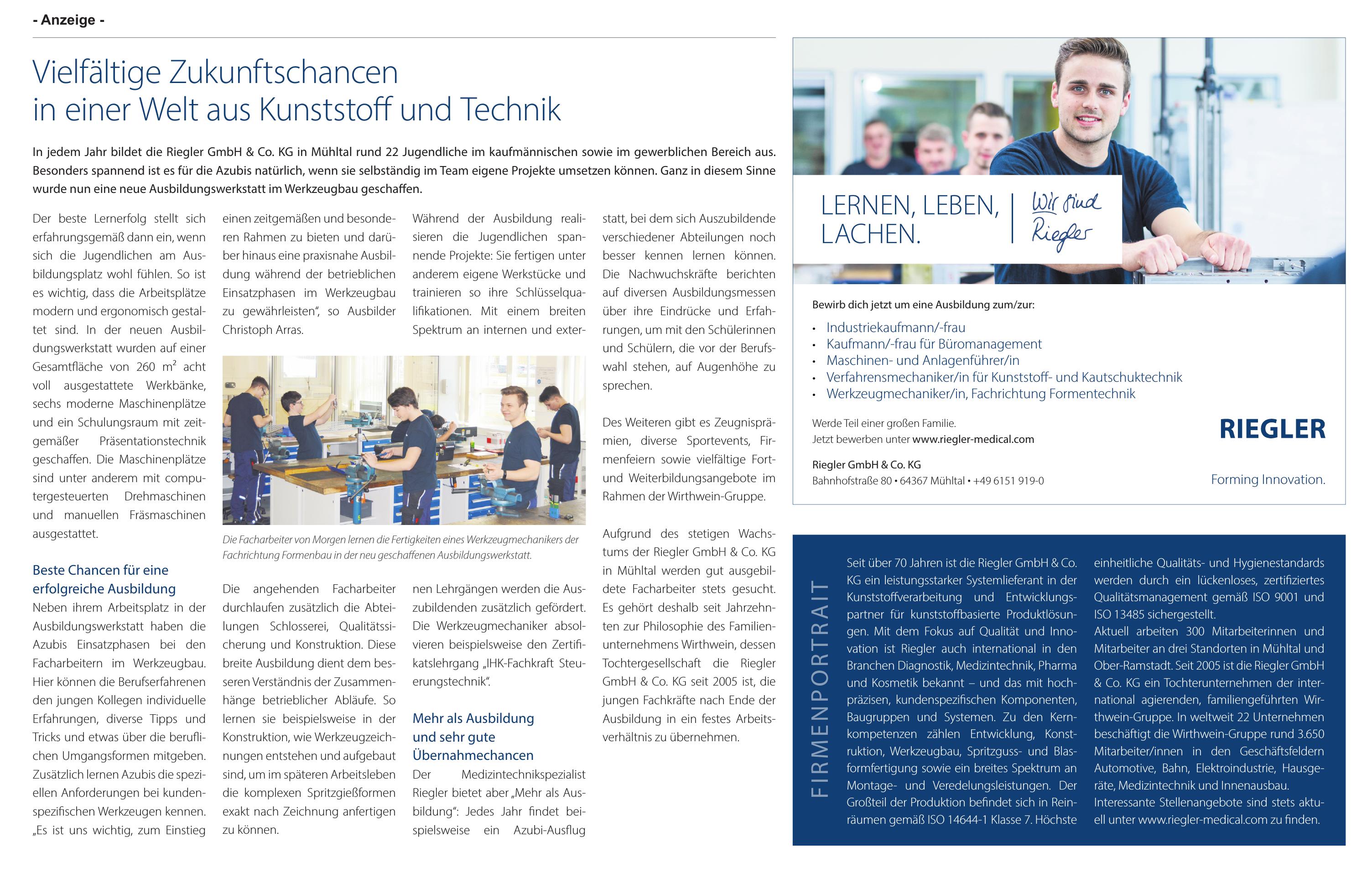 Riegler GmbH & Co. KG