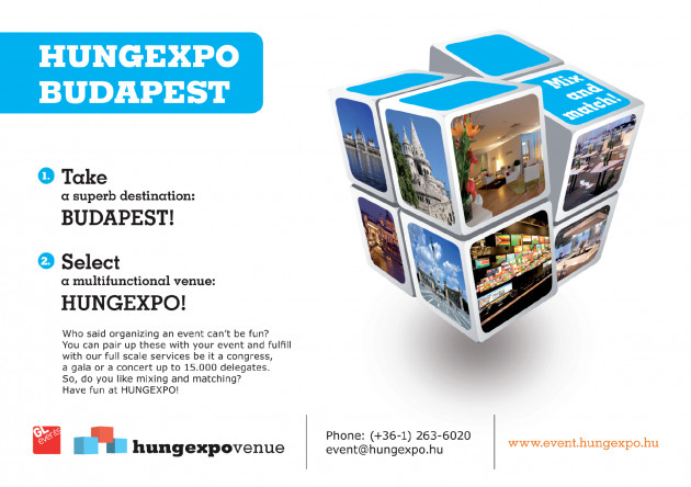 HUNGEXPO Budapest