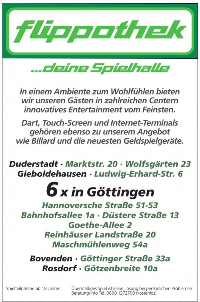 Flippothek Göttingen