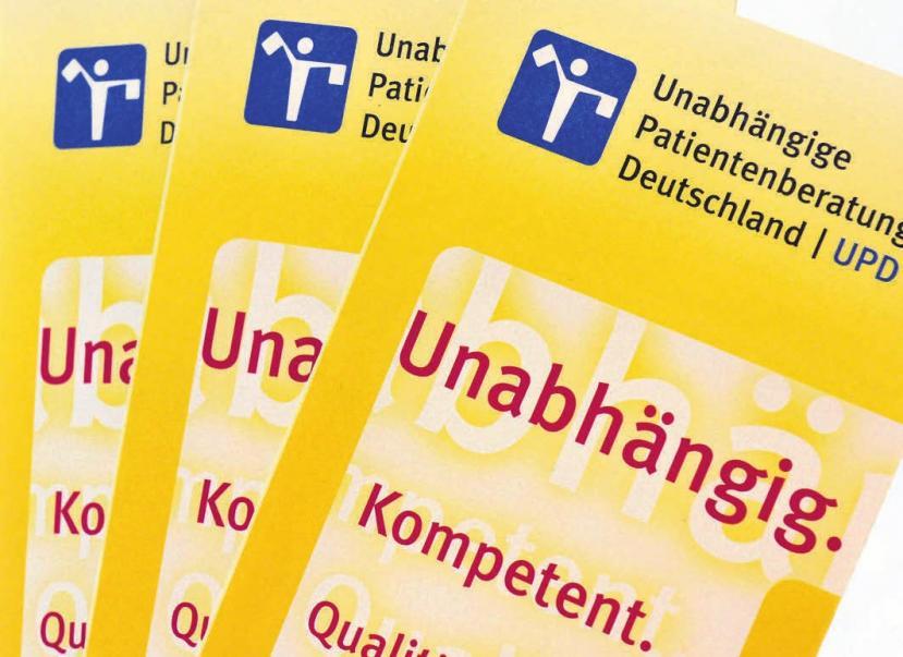 Die Unabhängige Patientenberatung ist gemeinnützig und hilft Ratsuchenden im deutschen Gesundheitssystem. FOTO: DPA