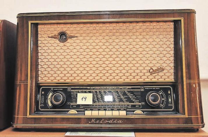 Radios sorgten in den 20er Jahren für einen zunehmenden Stromverbrauch in Privathaushalten