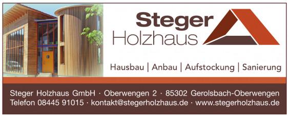 Steger Holzhaus GmbH
