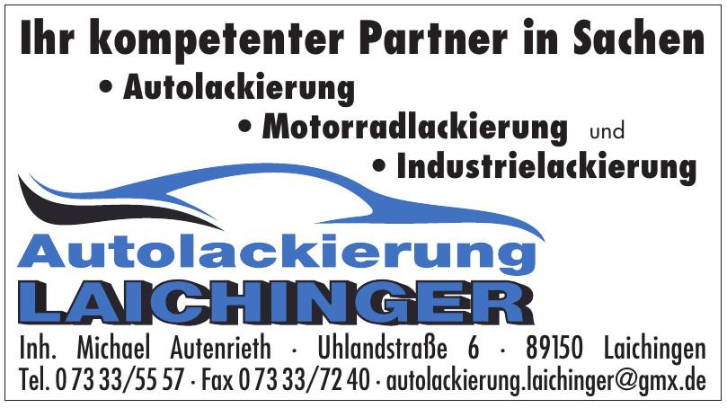 Autolackierung Laichinger