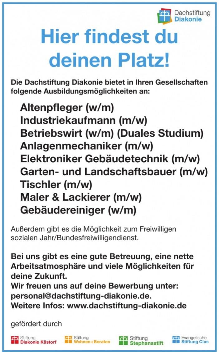 Diakonische Altenhilfe Kästorf GmbH