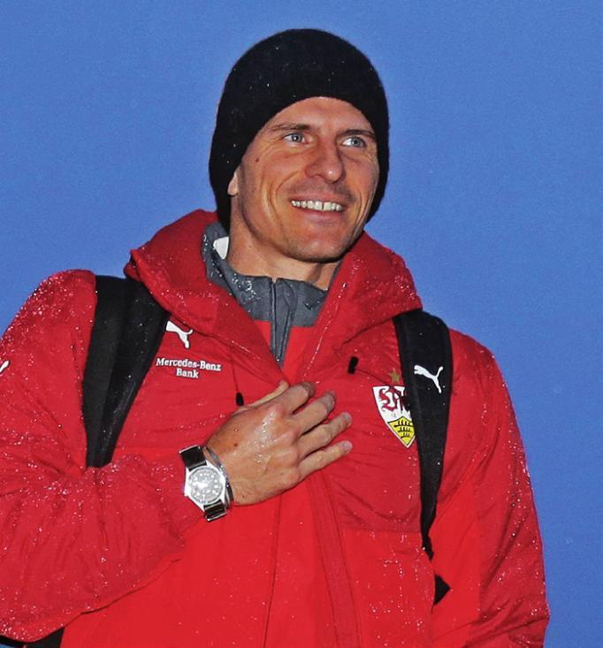 VfB statt VfL: Mario Gomez.