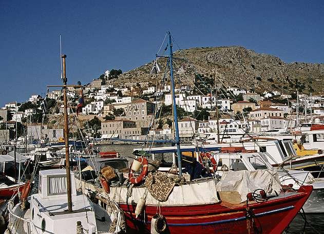 Griechenland bietet Urlaubsidylle vom Feinsten.FOTO: HFR