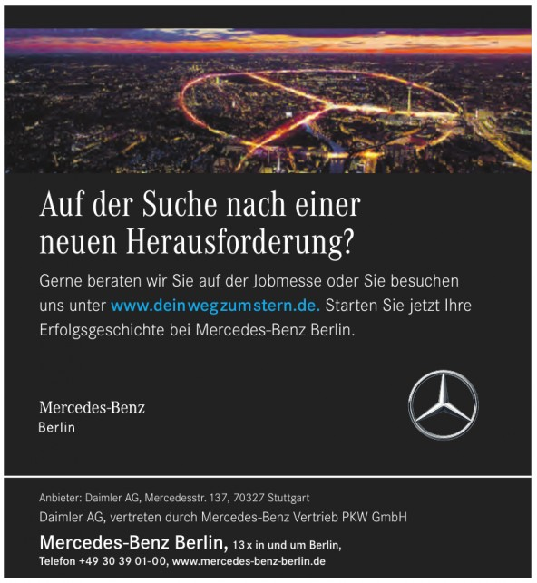 Mercedes-Benz Berlin