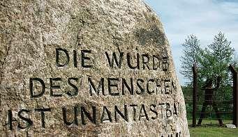 Gedenkstätten leisten historisch-politische Bildungsarbeit für die ganze Gesellschaft.FOTO: H. SCHMID