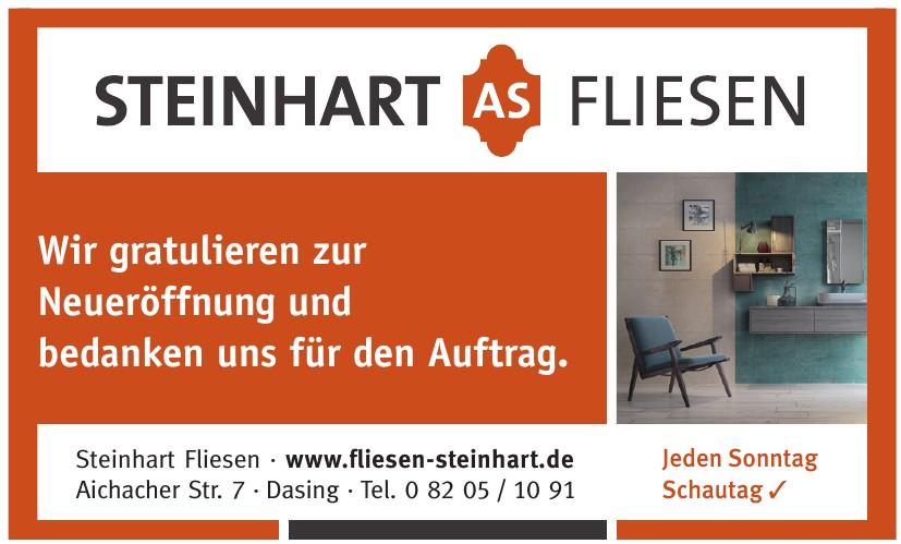 Steinhart Fliesen