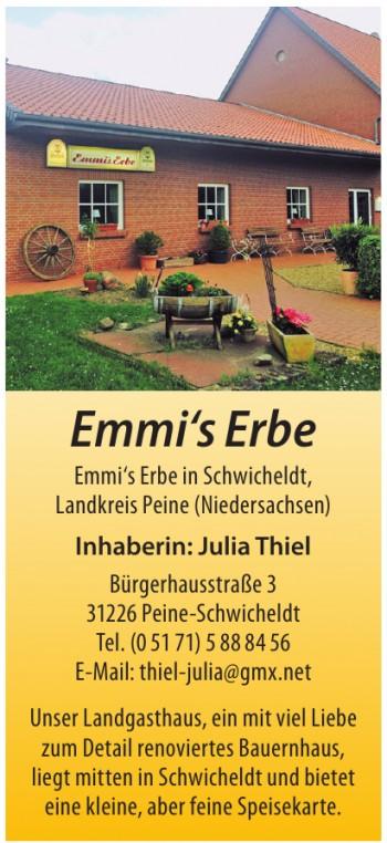 Emmi's Erbe