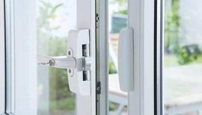 Fenster im Visier der Einbrecher: Sicherungen wie die von Abus schützen