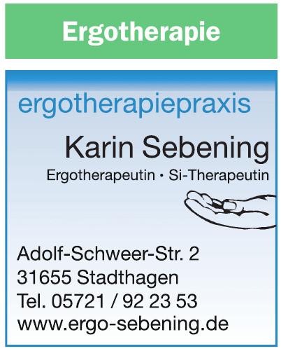 Ergotherapiepraxis Karin Sebening