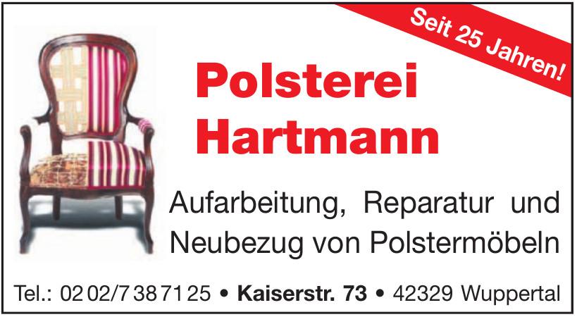 Polsterei Hartmann
