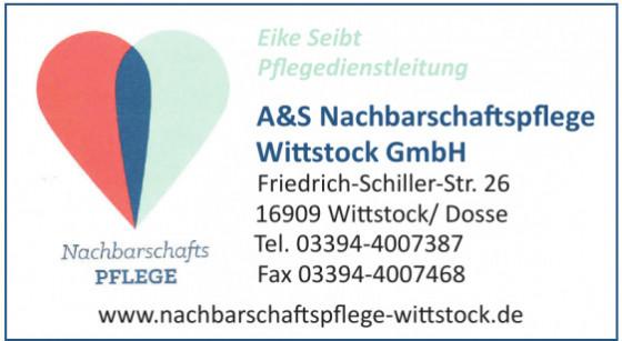 A & S Nachbarschaftspflege Wittstock GmbH