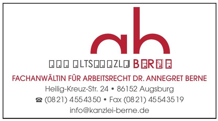 Anwaltskanzlei Berne