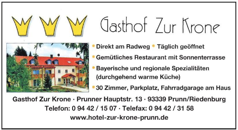 Hotel – Gasthof zur Krone