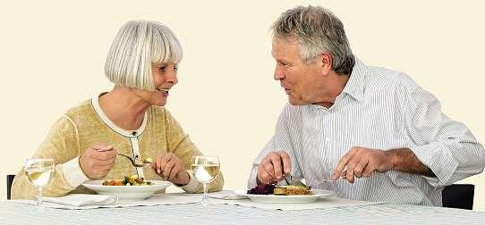 Guten Appetit! Meyer Menü aus Siek bietet seinen Kunden täglich eine Auswahl unter fünf verschiedenen Menüs Foto: pr