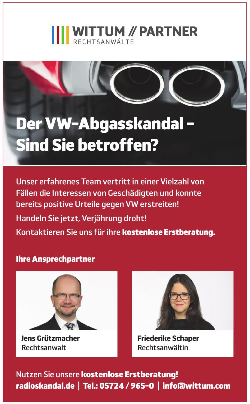 Wittum Partner Rechtsanwälte