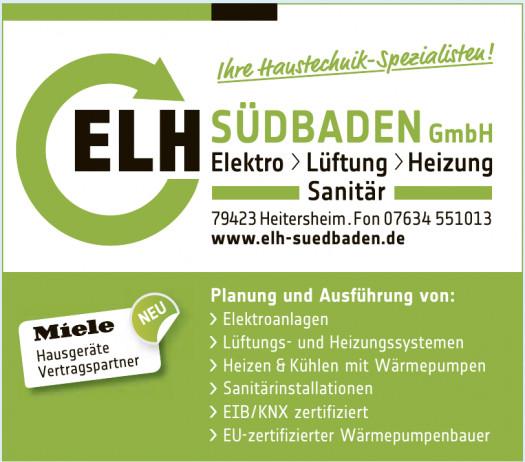 ELH Südbaden GmbH