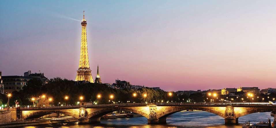 Mit Ubben-Reisen geht es in die Weltmetropole Paris. FOTO: PIXABAY