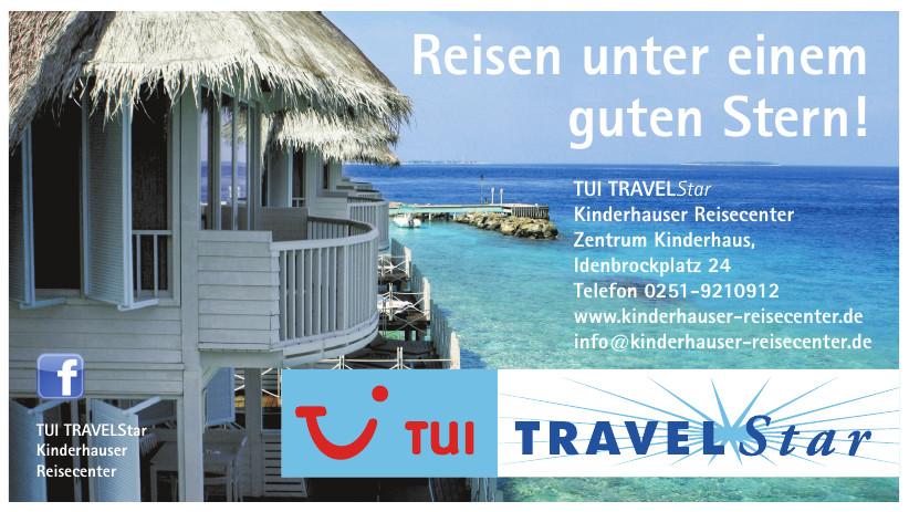 TUI Travel Star - Kinderhauser Reisecenter