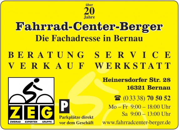 Fahrrad-Center-Berger