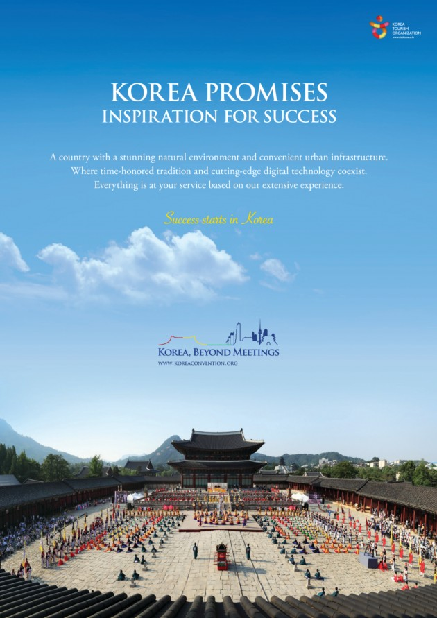 Korea. Beyond Meetings