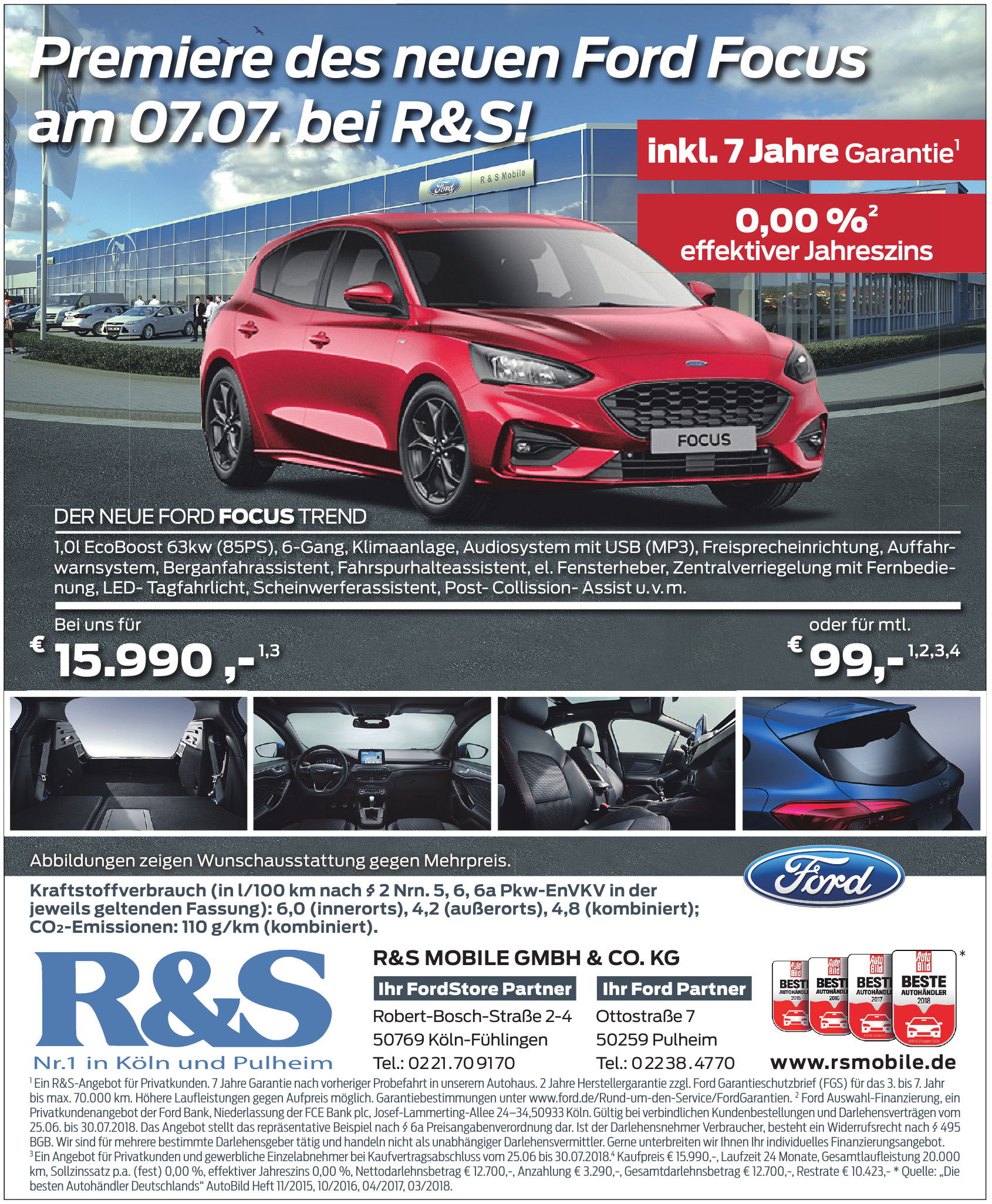 R&S Mobile GmbH & Co. KG