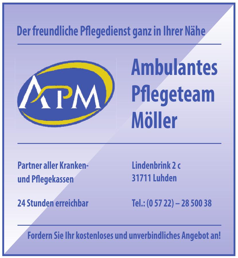 Ambulantes Pflegeteam Möller