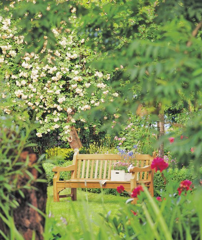 Ein individueller Garten lebt schon durch die präzise Planung im Vorfeld. BHW