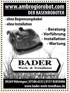 Bader Werk- und Trendhaus