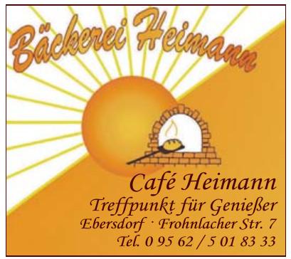Bäckerei Heimann
