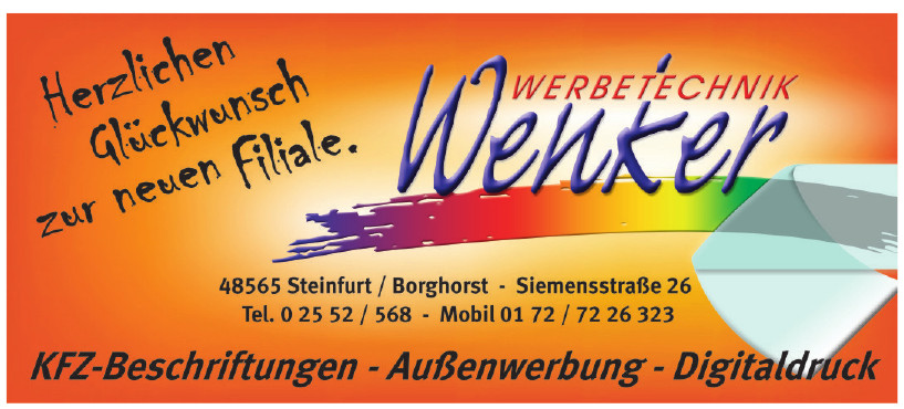 Wenker Werbetechnik