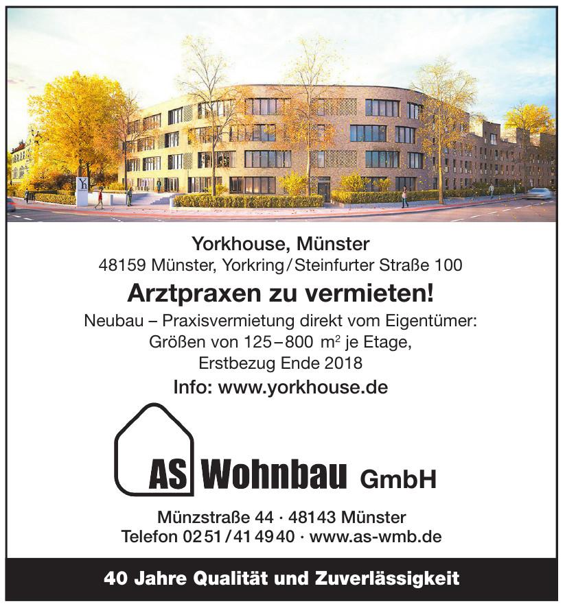 AS Wohnbau GmbH