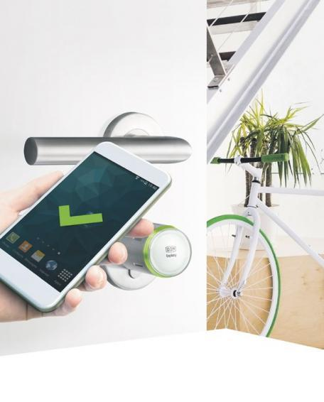 Smarthome per Smartphone: Tapkey von Dom Sicherheitstechnik