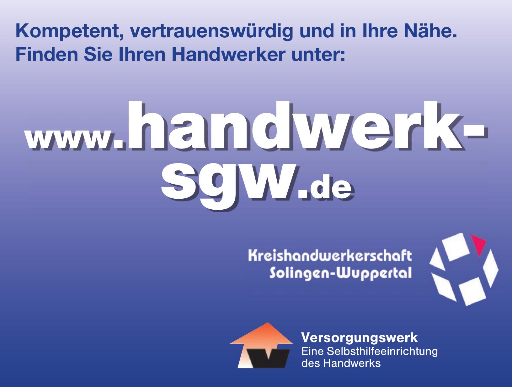 Kreishandwerkschaft Salingen-Wuppertal