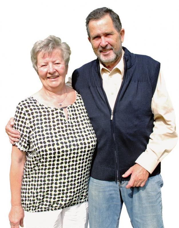 Gerhard und Anni Kupka