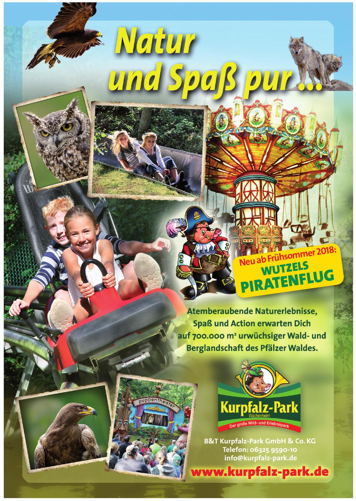 B & T Kurpfalz-Park GmbH & Co.KG