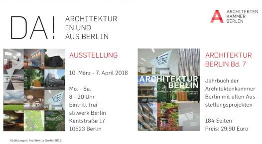 da! Architektur in und aus Berlin